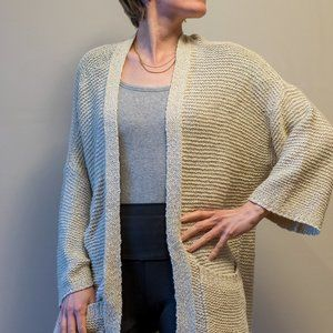 American Eagle Outfitters Bell-Sleeve Cardigan, Size XS